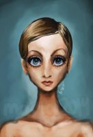 Twiggy by maffeloscher