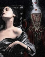 """The Blood Countess by David-Zahir"