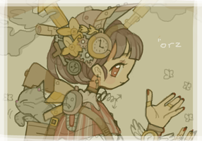 Steampunk by SMFJ