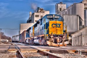 CSX by Litnrod