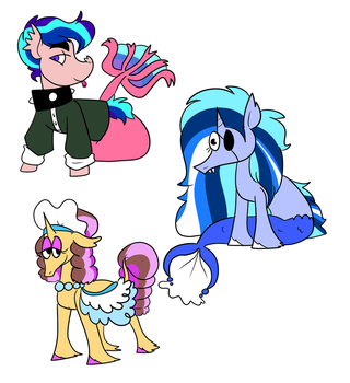 Fanfoal Adopts by babypaste