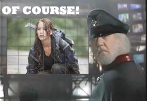 President Snow, Of Course! by mbaker