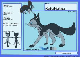 (TcotV) .: Wetwhisker ref sheet NEW :. by TheClansOf-TheValley