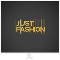 JUSTFASHION.RU - logotype by fat3oy