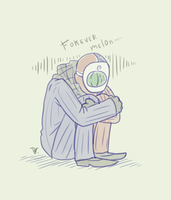 Forever melon by ChuChucolate