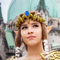 Zelda Twilight Princess by LayzeMichelle