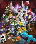 Super Smash Brothers...BRAWL by marimbamonkey14