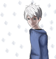 jack frost by Autumn-ClockW0rk