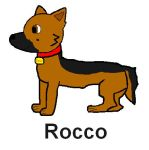 The Pet Bunch character: Rocco by Priveto4ka