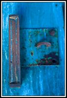 Blue Handle by TINTPhotography