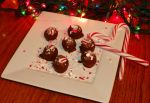 Chocolate Mint Truffles by Bimmi1111