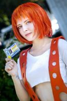 Leeloo Dallas-festophoto by MityaDemitsky