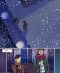 The first snow by DonNeko