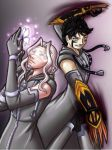 OE: Blacky and Whitey by Lord-Evell