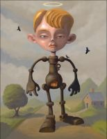 Boy Automaton by Misterboo