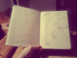 Sketches Animation Incomming by novac