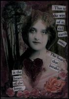 The heart.. by Bohemiart