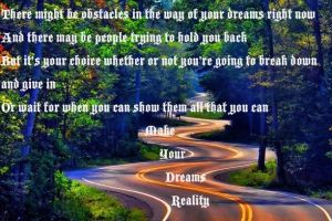 Make Your Dreams Reality by Pisces--Dreamer