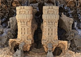 two towers by jost1