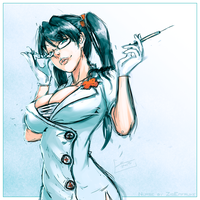 Nurse by ZigEnfruke