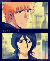 Bleach: Goodbyes by seung624