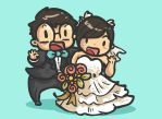 I'm married! by Poporetto