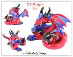 OC Dragon Psu by ShaidySkyDesign