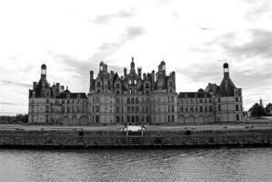 Chambord Castle by Londonbaby