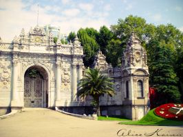 Dolmabahce by Kalicen
