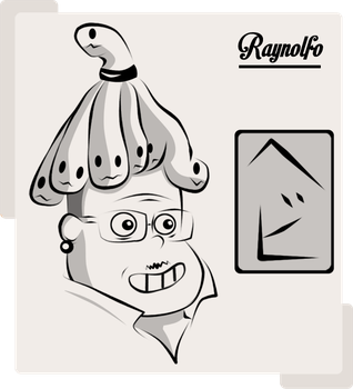 Raynolfo (Steven Universe OC) by Okamical