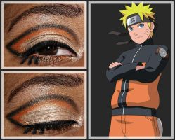 Eye Design: Naruto by MakeupSiren