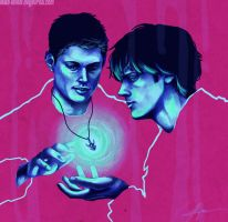 Spn+That what binds us... by Leyla-Lovely