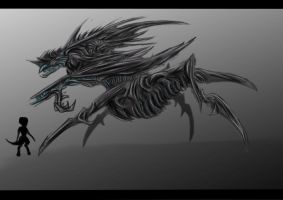 Sovereign Swarm Royal Guardian Concept by SwarmCreator