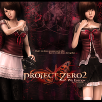 Fatal Frame 2 Wii Edition wallpaper by keni90