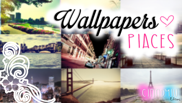 Wallpapers HD Places by CinndyLu