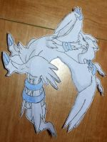Reshiram by Skyworld828