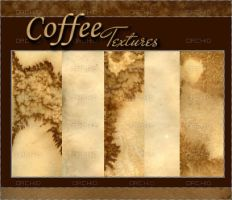 CoFFee TextUreS 2 by 0orchid