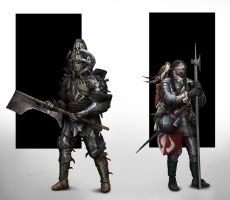 Warlords by StTheo