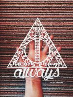 harry potter / always #again by KiaSuee