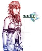 Lightning Farron by trixdraws