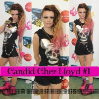 Candid Cher Lloyd by StayStrongAllDay