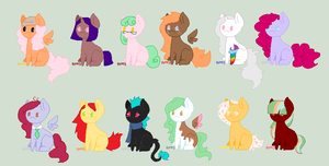 Adoptables uhhh, yee by REDandYELLOWZ