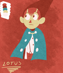 Wirt (color palette challenge) by LotusTheKat