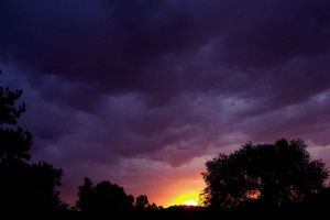 Colorful Colorado Sunset 01 by yenom