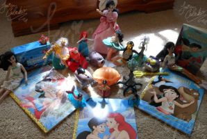 Little mermaid 2 Return to the sea collection by JCproductions