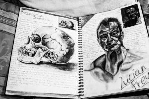 SketchBook by ScatteredFaces
