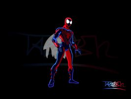 Spiderman Unlimited Wallpaper by talster