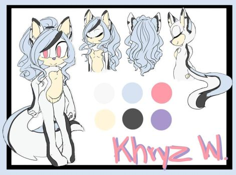 .::referencia::. Khryz the wolf by KC0331