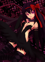 Collab : Akuma Homura by Tonowa