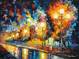 Eternity by Leonid Afremov by Leonidafremov